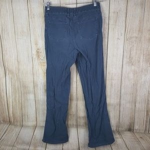 LL Bean Favorite Fit Straight Jeans Womens Size 8T